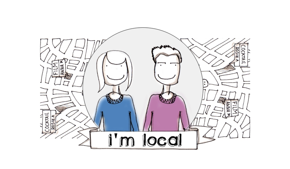 I am local logo